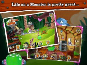 Monster Love you!, une ambitieuse simulation de vie de monstre