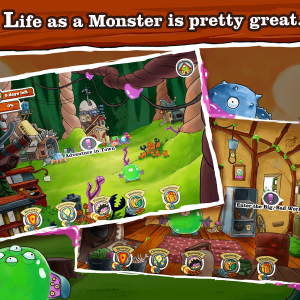 Monster Love you!, une ambitieuse simulation de vie de monstre
