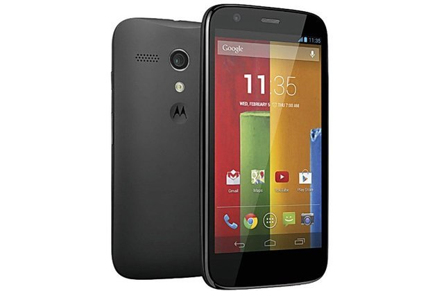 Moto G : il coûte 123 dollars à Motorola !