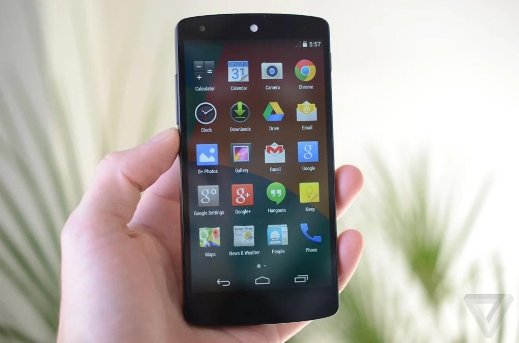 Nexus 5 vs Galaxy S4 : les benchmarks et les tests «photos»