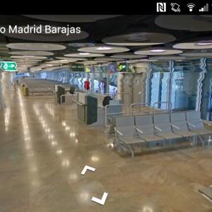 Google Street View investit les gares et les aéroports