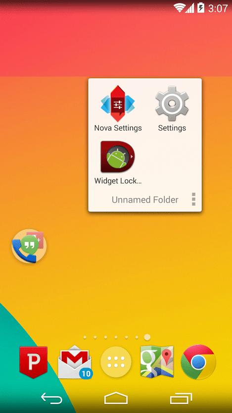 Nova Launcher : une interface aux couleurs de KitKat est en préparation