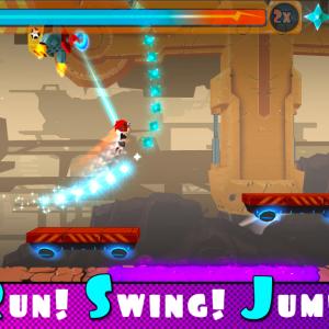 Rock Runners, un runner game signé Chillingo arrive sur le Play Store