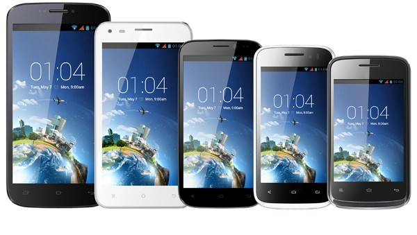 Des anciens de HTC créent la marque Kazam et lancent 7 smartphones