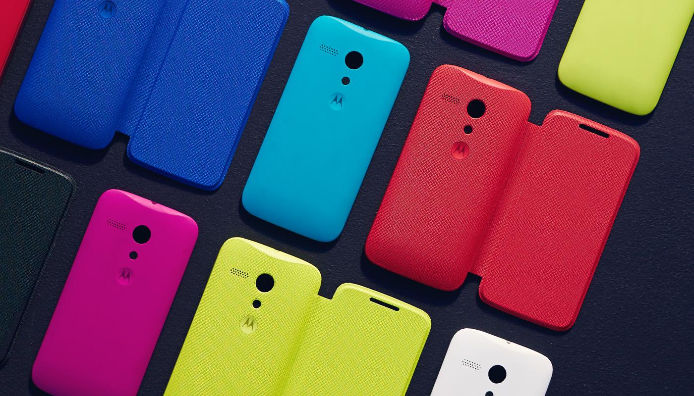 Motorola annonce avoir écoulé 6,5 millions d'appareils au premier trimestre