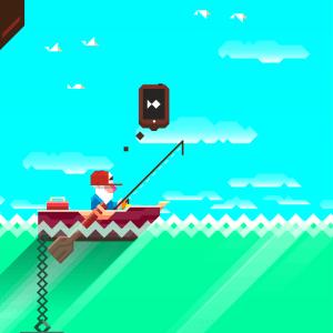 Ridiculous Fishing arrive sur le Play Store en parallèle du Humble Bundle 3