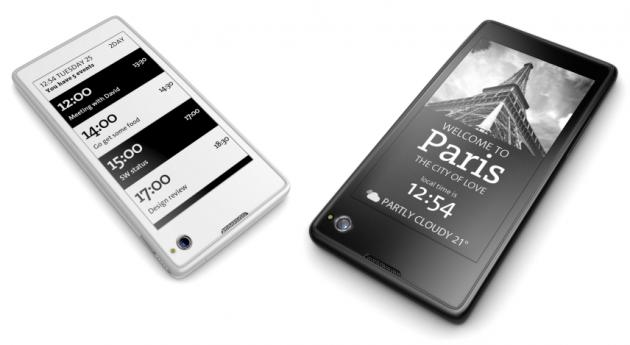 YotaPhone : le smartphone à l'écran E Ink prévu en Europe