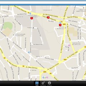 Cartoradio : l'application officielle de l'ANFR pour connaitre les antennes les plus proches de vous