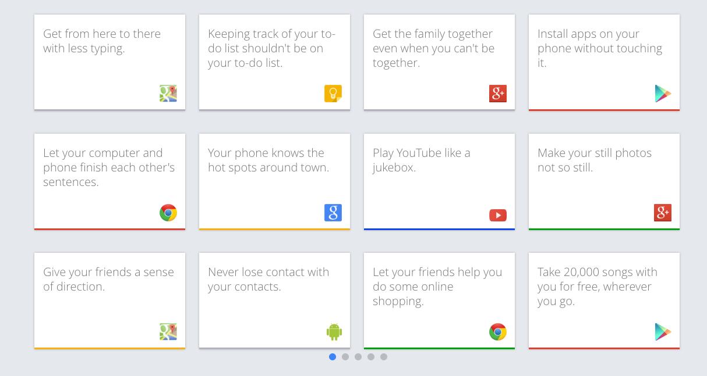 Google Tips : quand Google se lance dans les tutos
