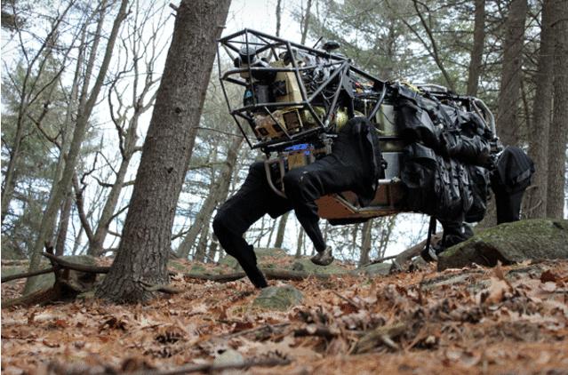 Google acquiert Boston Dynamics, les robots conçus pour la guerre