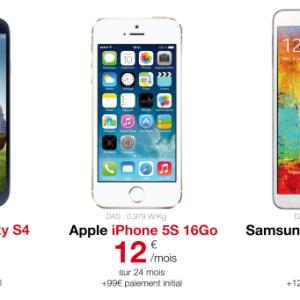 Free Mobile se lance dans la location de smartphones avec engagement de 24 mois