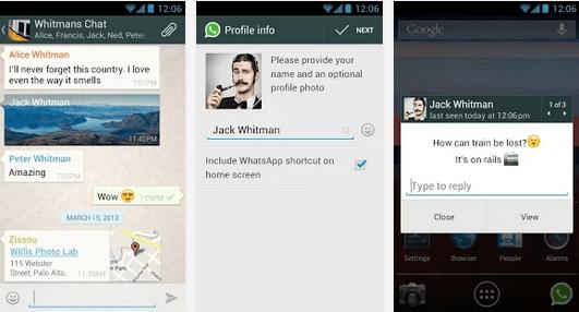WhatsApp confirme sa position de leader avec 400 millions d'utilisateurs actifs