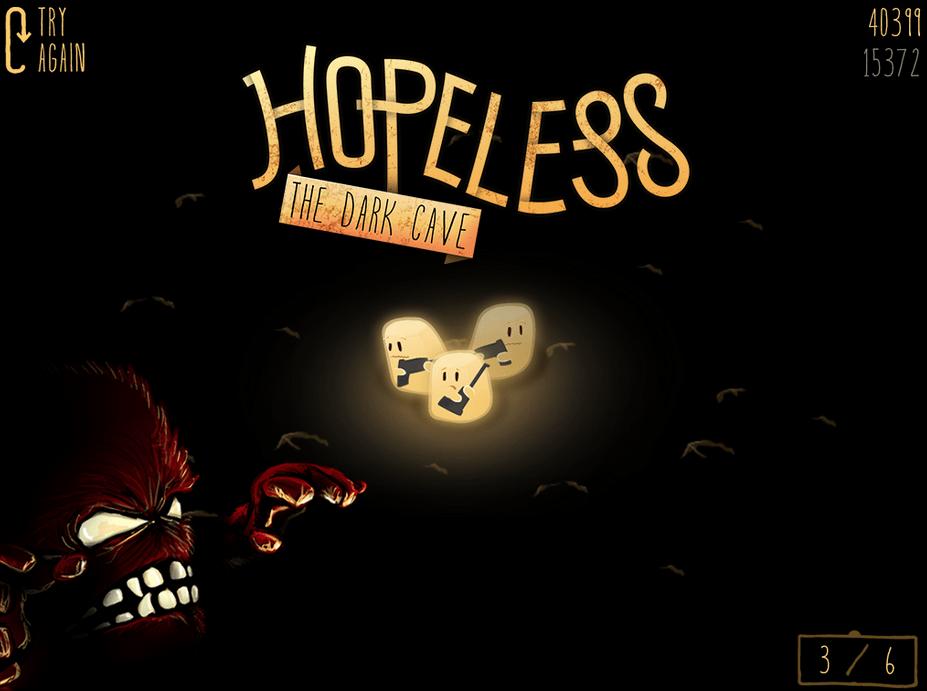 Hopeless: The Dark Cave, protégez d'adorables créatures contre d'odieux monstres