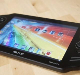 Test du GamePad 2 : une seconde tablette-console d'Archos en version améliorée