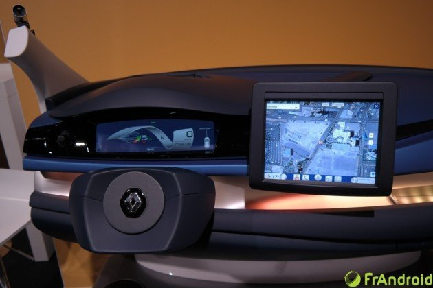 Renault nous présente Next Two, son futur système de navigation avec de la 4G