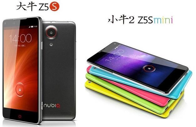 Les news de l'Empire du Milieu : ZTE Nubia Z5S et Z5S Mini, Meizu MX4 et MX4G, Xiaomi Tablet, etc.