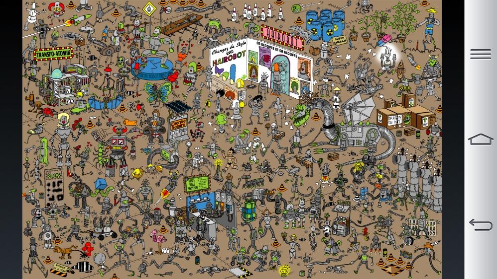Où est Droid ? Trouvez le bugdroid caché sur votre Android