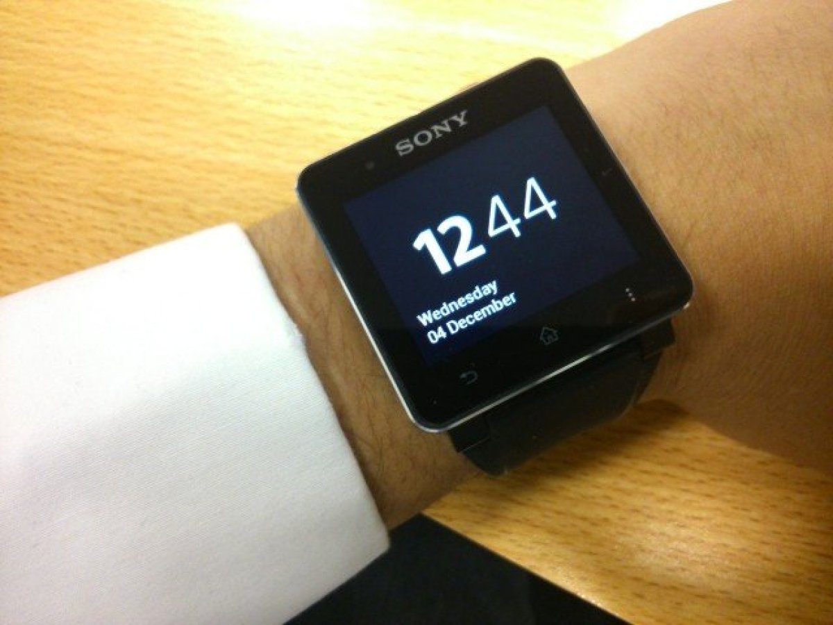 SmartWatch2 (SW2) : Sony met à jour son application Android