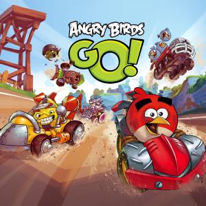 Angry Birds Go!, c'est parti pour le jeu de courses de Rovio