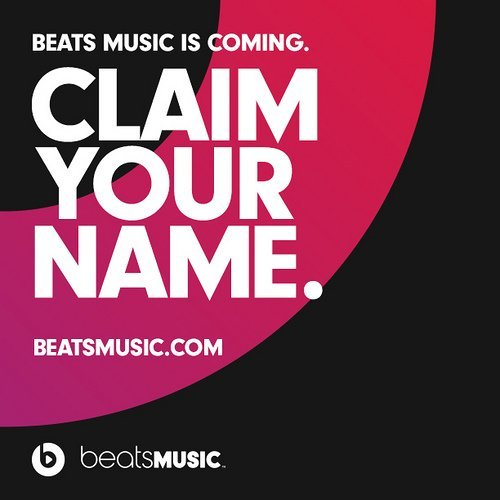 Beats Music arrivera en janvier 2014 : comment se différencier ?