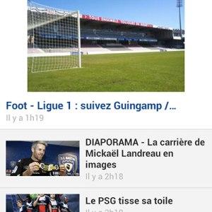 France Bleu Football : l'actu du ballon rond sur votre mobile