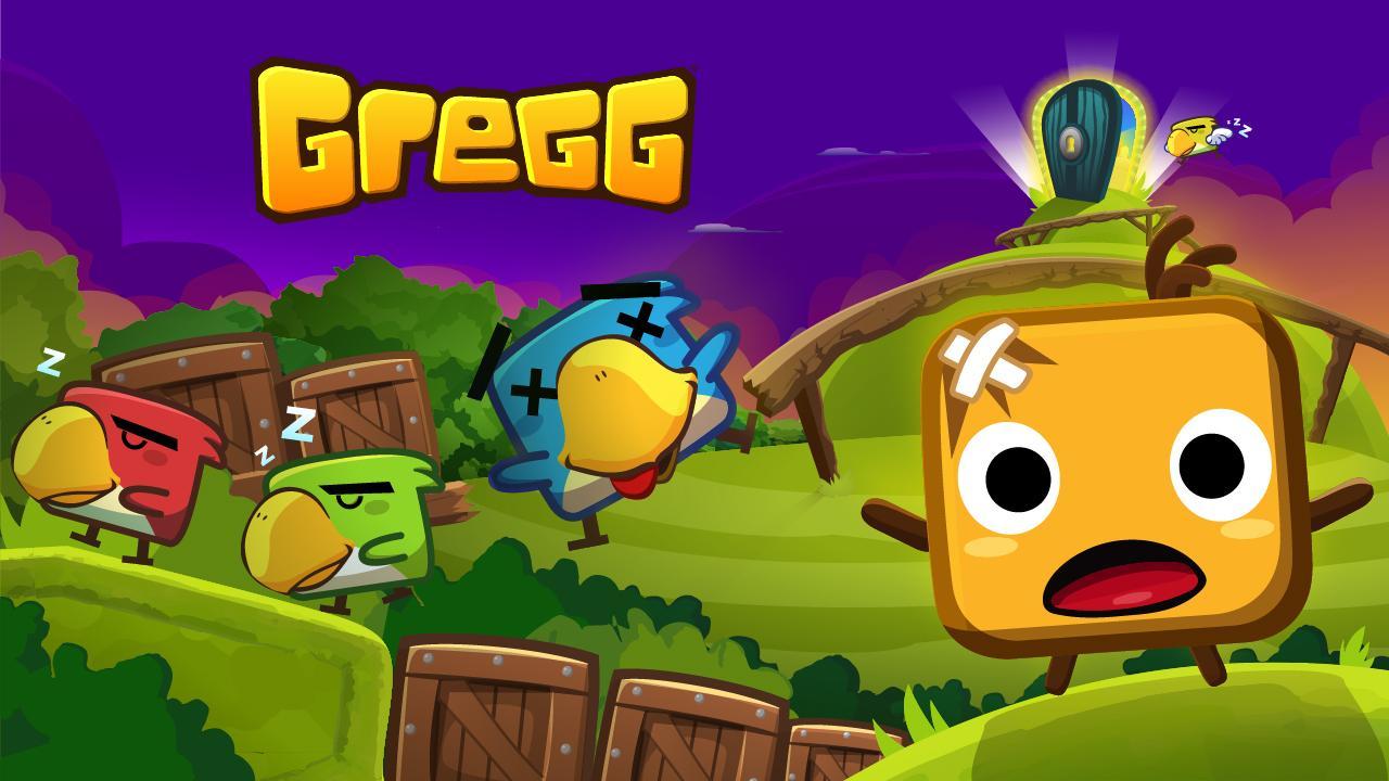Gregg, ou comment protéger des poulets avec Namco Bandai