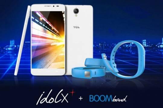Alcatel One Touch Idol X+ : huit cœurs et du FullHD