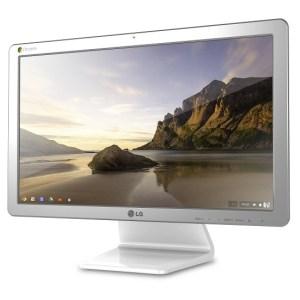 LG Chromebase, le all-in-one sous Chrome OS est facturé 350 dollars