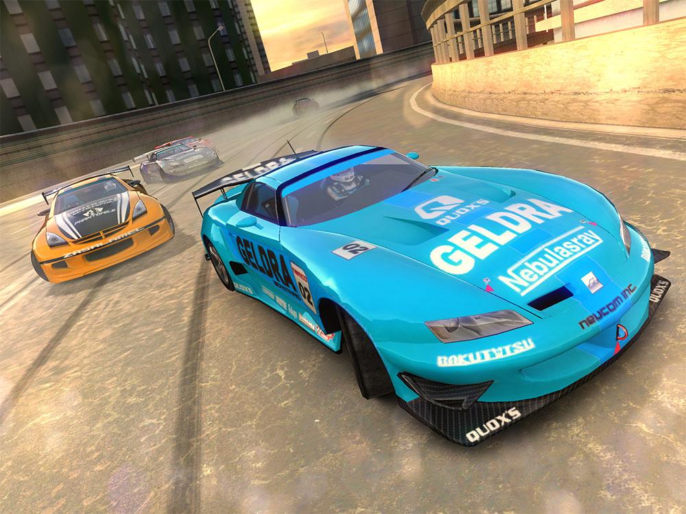 Namco fête les 20 ans de sa franchise avec Ridge Racer Slipstream pour Android (et iOS)