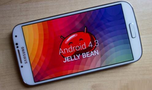 Galaxy S3 LTE : la mise à jour Android 4.3 arrive en Allemagne
