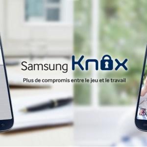 Samsung Knox ne souffre pas d'une faille selon Samsung