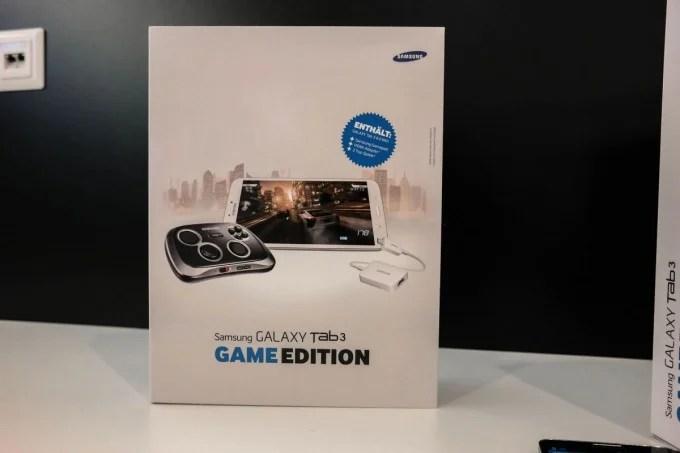 Galaxy Tab 3 Game Edition : un pack Samsung dédié au jeu pour bientôt ?