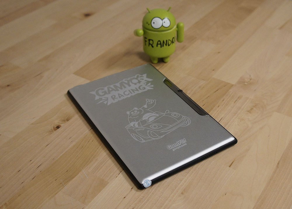 Gagnez une tablette tactile avec Gamyo Racing !