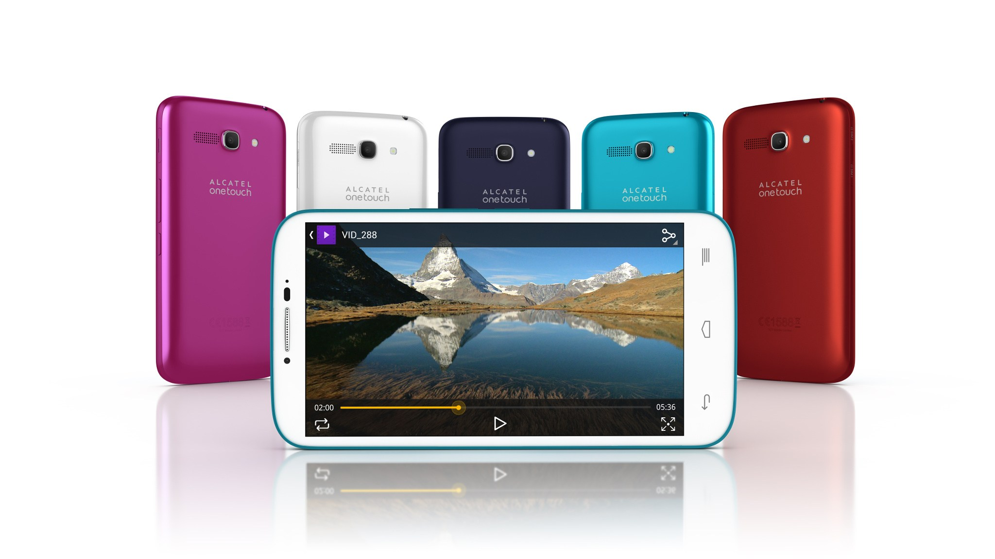 Alcatel Pop C9 : un nouveau smartphone entrée de gamme