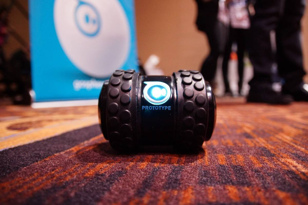 Sphero 2B, drôle de balle au CES 2014