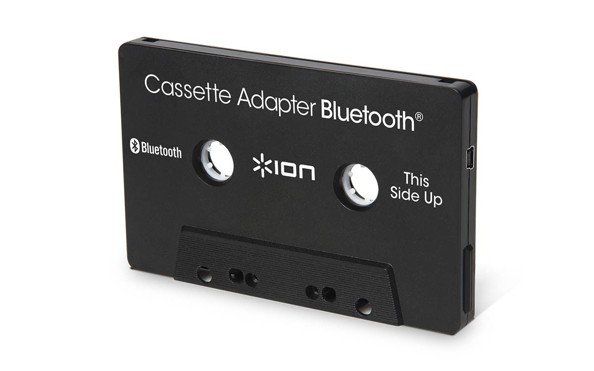 La cassette Bluetooth, rétro mais geek