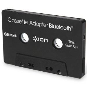 La cassette Bluetooth, rétro mais geek