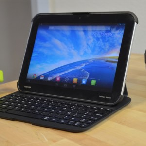 Prise en main de la tablette Excite Write AT10PE-A-105, la tablette Toshiba dédiée à l'écriture