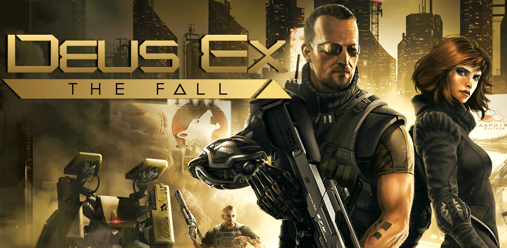 Square Enix emmène sa licence Deus Ex: The Fall sur Android