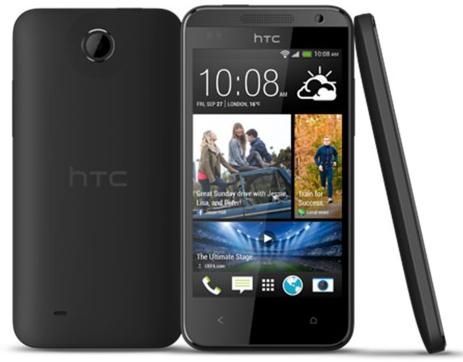 Pas d'octo-cœur mais tout de même du Mediatek dans le HTC Desire 310