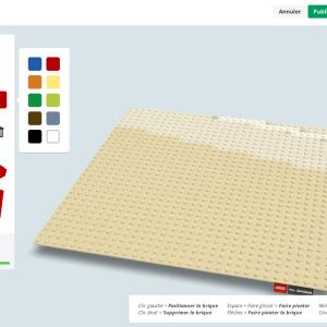 Jouez aux LEGO dans votre navigateur web !