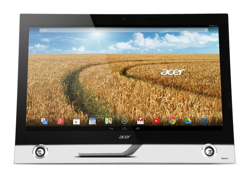 CES 2014 : Acer TA272 HUL, un All-in-one de 27 pouces sous Android