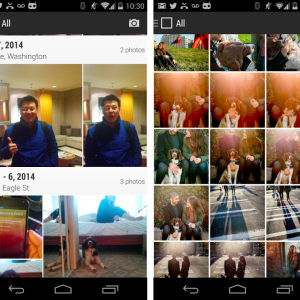 GalleryNext, l'app Galerie de CyanogenMod arrive sur le Google Play