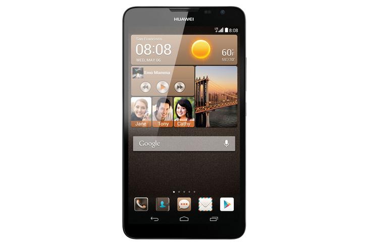 Huawei dévoile son Ascend Mate 2 4G, une phablette de 6,1 pouces avec 60 heures d'autonomie