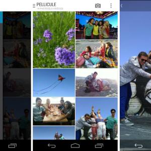 Galerie Motorola, l'app officielle s'offre une refonte et une place sur le Google Play