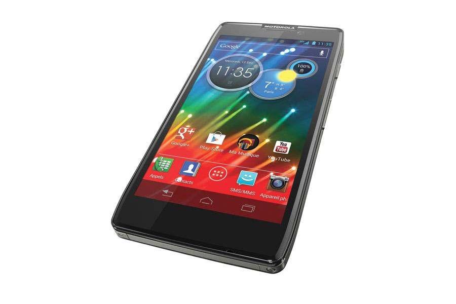 Motorola RAZR HD : Android 4.4 KitKat se confirme en France