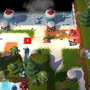 Tank Riders 2, le nouvel opus de combats de tanks par Polarbit arrive sur le Google Play