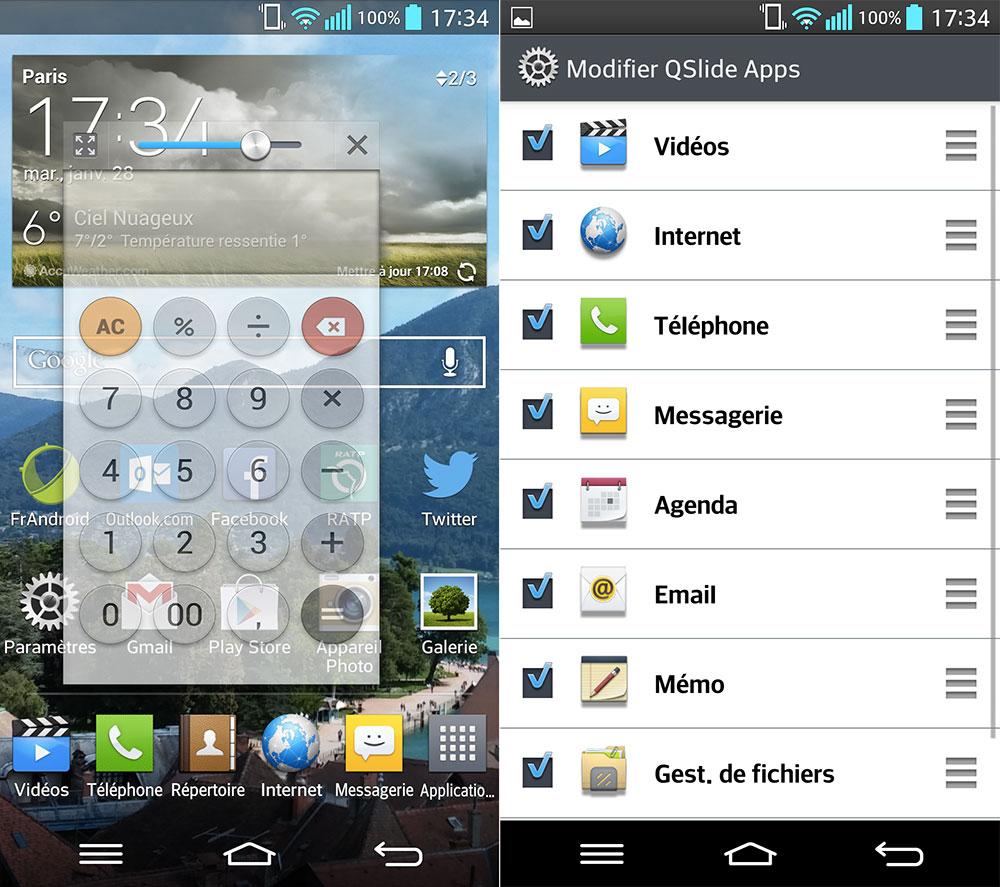 LG ouvre ses QSlide apps aux développeurs avec un SDK dédié