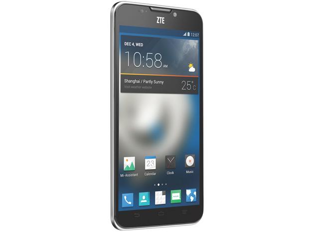 ZTE dévoile pour de bon son Grand S II sous Snapdragon 800