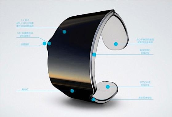 MWatch : Meizu dévoile son séduisant concept de montre connectée